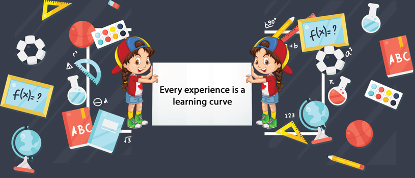 Improving Child's Learning Style - Every Experience is a learning curve